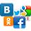 uLogin - виджет авторизации через социальные сети и популярные порталы