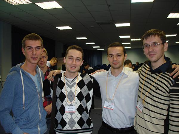 Дмитрий Науменко и Школа Программирования